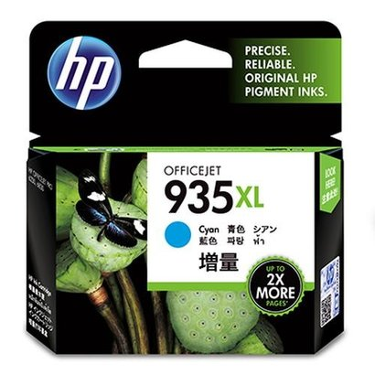 HP 935XL High Yield Cyan Original Ink Cartridge Origineel Cyaan 1 stuk(s)