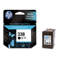HP 338 Black Inkjet Print Cartridge Origineel Zwart 1 stuk(s)