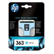 HP Cartucho de tinta original 363 cian claro Origineel Lichtyaan 1 stuk(s)