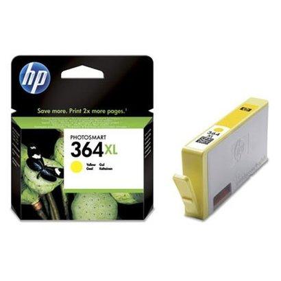 HP 364XL Origineel Geel 1 stuk(s)