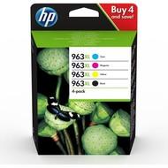 HP 963XL Origineel Zwart, Cyaan, Magenta, Geel Multipack 4 stuk(s)