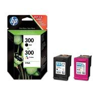 HP CN637EE Origineel Zwart, Cyaan, Magenta, Geel Multipack 2 stuk(s)