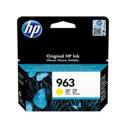 HP 963 Origineel Geel 1 stuk(s)