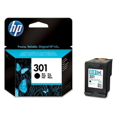 HP Black Ink Cartridge Origineel Zwart