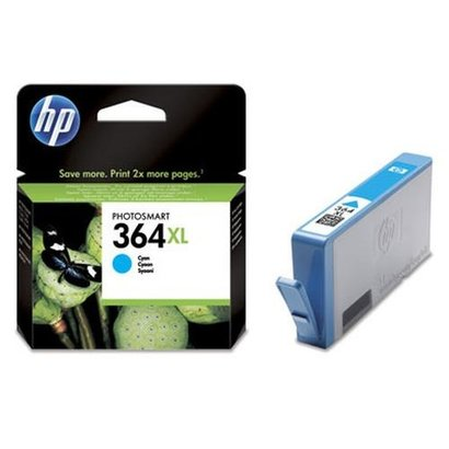 HP 364XL Origineel Cyaan 1 stuk(s)