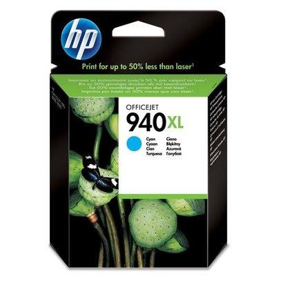 HP 940XL Origineel Cyaan 1 stuk(s)