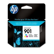 HP 901 Tri-color Officejet Ink Cartridge Origineel Cyaan, Magenta, Geel 1 stuk(s)