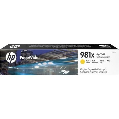 HP 981X Origineel Geel
