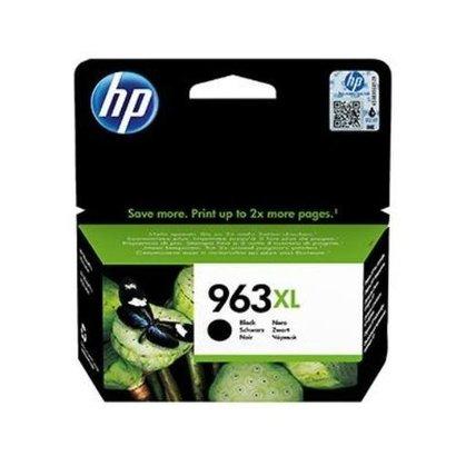 HP 963 XL Origineel Zwart 1 stuk(s)
