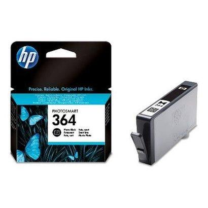 HP 364 Origineel Zwart, Lichtyaan, Lichtmagenta 1 stuk(s)