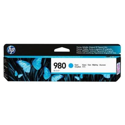 HP 980 Origineel Cyaan 1 stuk(s)
