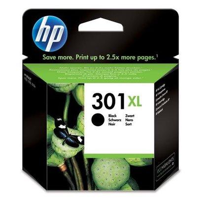 HP 301XL Origineel Zwart 1 stuk(s)