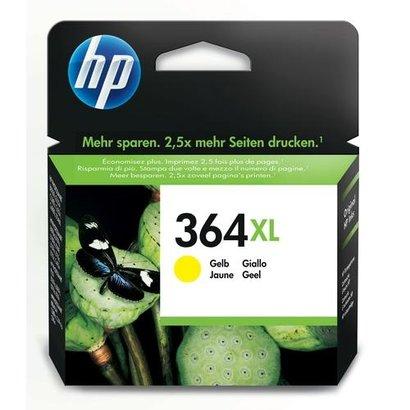 HP 364XL Origineel Geel