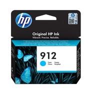 HP 912 Origineel Cyaan 1 stuk(s)