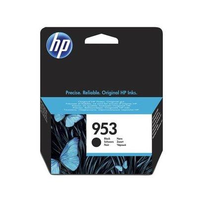 HP 953 Black Original Ink Cartridge Origineel Zwart