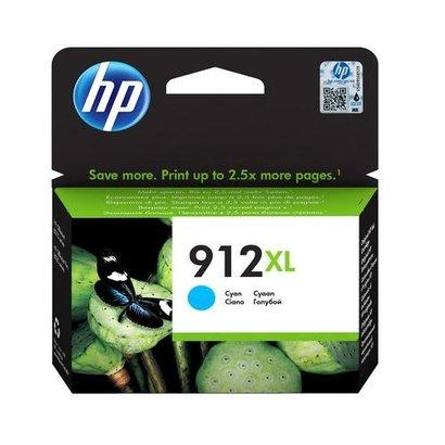 HP 912XL Origineel Cyaan 1 stuk(s)