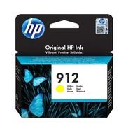 HP 912 Origineel Geel 1 stuk(s)
