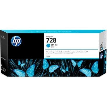 HP 728 Origineel Cyaan