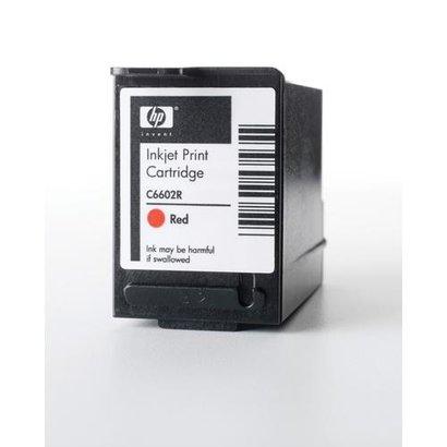 HP C6602R inktcartridge Origineel Rood 1 stuk(s)