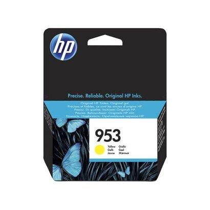 HP 953 Yellow Original Ink Cartridge Origineel Geel