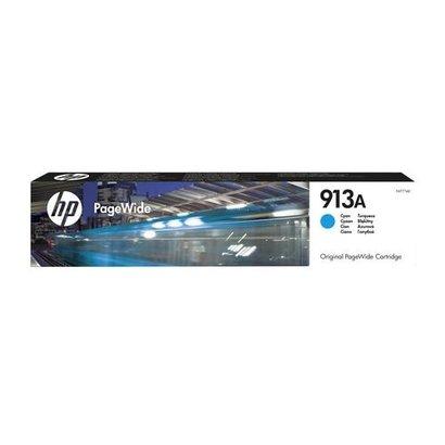 HP 913A Origineel Cyaan 1 stuk(s)