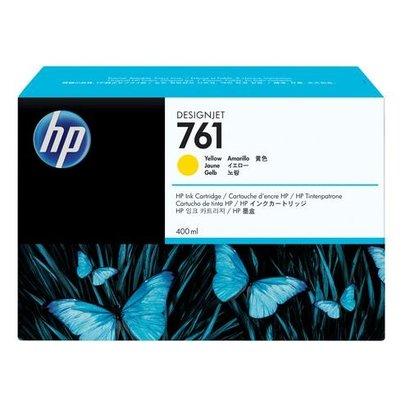 HP 761 Origineel Geel 1 stuk(s)