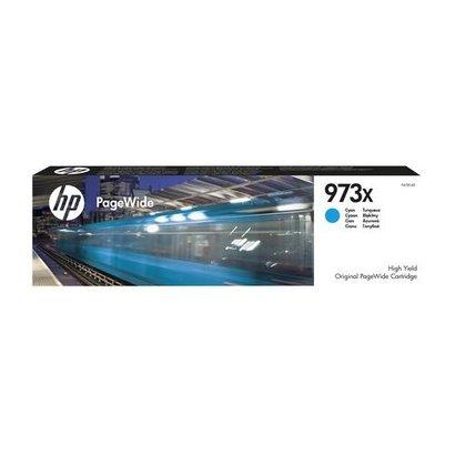 HP 973X Origineel Cyaan