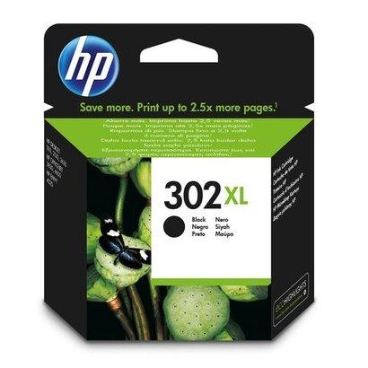 HP 302XL Origineel Zwart 1 stuk(s)