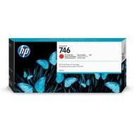 HP 746 Origineel Rood