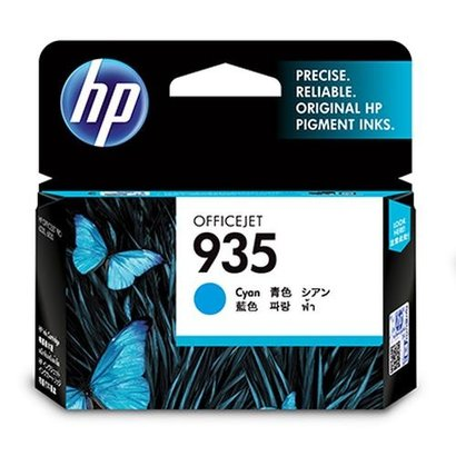 HP  935 Cyan Original Ink Cartridge Origineel Cyaan 1 stuk(s)