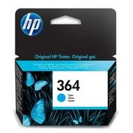 HP 364 Cyan Ink Cartridge Origineel Cyaan 1 stuk(s)