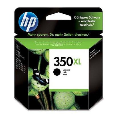 HP 350XL Origineel Foto zwart 1 stuk(s)