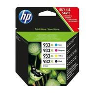 HP 932XL/933XL Origineel Zwart, Cyaan, Magenta, Geel 4 stuk(s)
