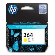 HP 364 Yellow Ink Cartridge Origineel Geel 1 stuk(s)