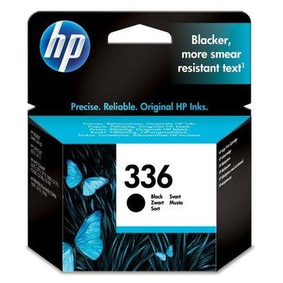 HP 336 Black Inkjet Print Cartridge Origineel Zwart 1 stuk(s)