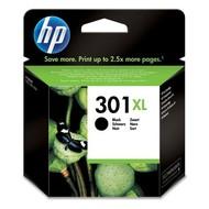 HP 301XL Black Ink Cartridge Origineel Zwart