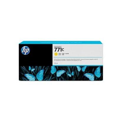 HP 771C Origineel Geel