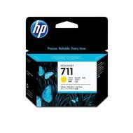 HP 711 Origineel Geel 3 stuk(s)