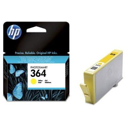 HP 364 Origineel Geel 1 stuk(s)