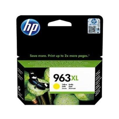 HP 963 XL Origineel Geel 1 stuk(s)
