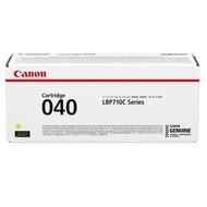 Canon 040 Origineel Geel 1 stuk(s)