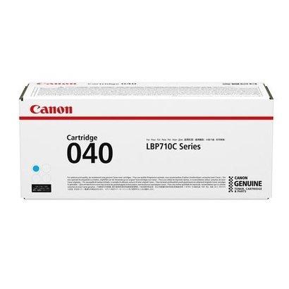 Canon 040 Origineel Cyaan 1 stuk(s)