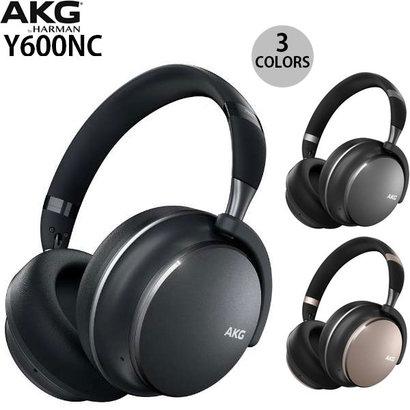 Samsung  AKG Y600NC Wireless Headset Black