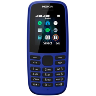 Nokia Nokia 105 Neo 2019 Dual Sim Blue