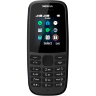 Nokia Nokia 105 Neo 2019 Dual Sim Black