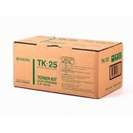 Kyocera TK-25, toner zwart (2,500 pagina's)