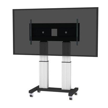 Newstar Motorised Mobile Floor Stand - VESA 300x200 up to 1200x600