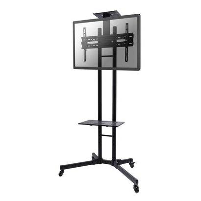 Newstar  Verrijdbaar Flatscreen Meubel -(hoogte: 155-170 cm) 1 scherm Zwart 32-55i