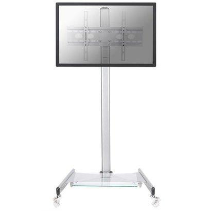 Newstar LCD/Plasma verrijdbare vloersteun - 120-160 cm hoog + plateau