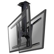 Newstar LCD/Plasma kantelbare plafondsteun - hoogte: 64-104 cm